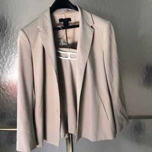 Lady's skirt suit (Size L blazer, Size 12 skirt)